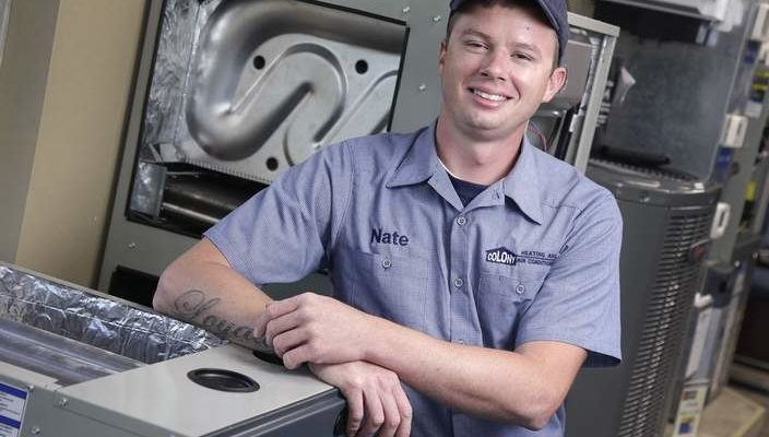 Call the Guys you can Trust at Colony Plumbing, Heating and Air Conditioning - Heating Repair