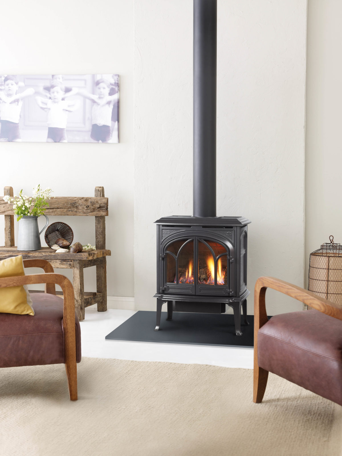 Fireplaces - Colony Heating and Air Conditioning