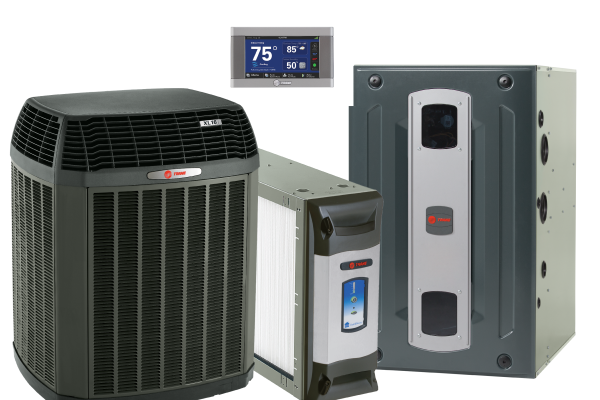 Colony Heating and Air Conditioning is your local TCS Dealer