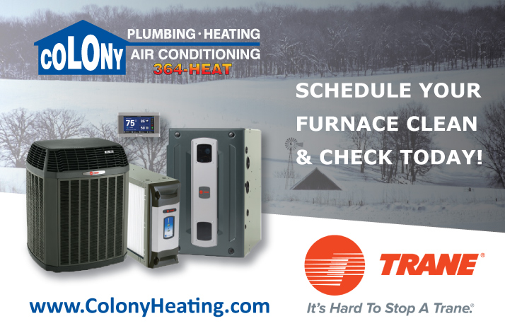 Colony Plumbing, Heating and Air Conditioning - Cedar Rapids, Iowa City