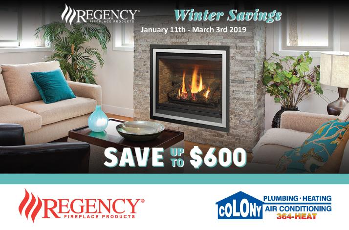 Regency_Fireplace_Sale_Cedar_Rapids_Iowa_City_Colony_Plumbing_Heating_Air_Conditioning