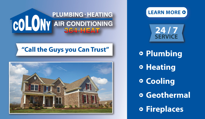 Colony Plumbing, Heating and Air Conditioning - Cedar Rapids, Iowa City, North Liberty