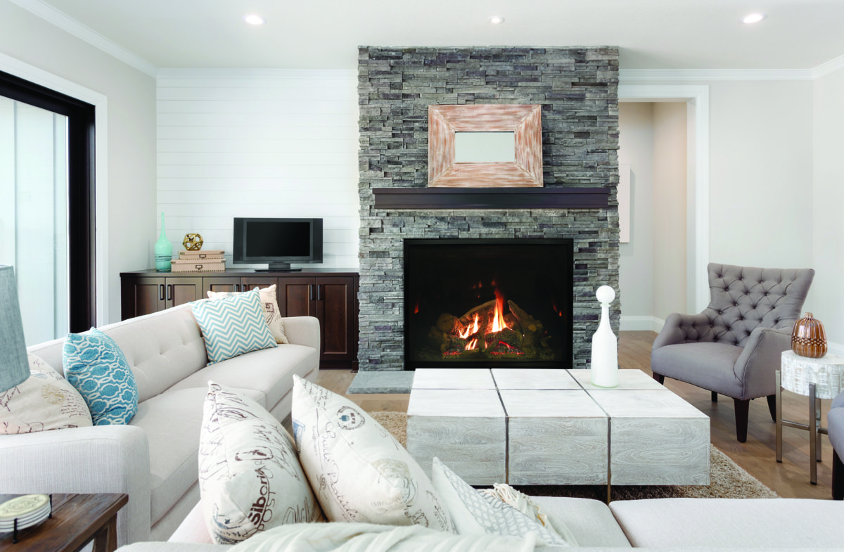 DVCT50 Gas Fireplace Cedar Rapids - Iowa City - New Fireplace