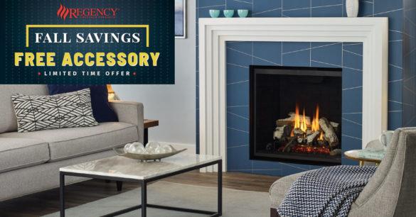 2020-fall-regency-fireplace-free-accessory-sale-colony-plumbing-heating-air-conditioning-cedar-rapids-iowa-city