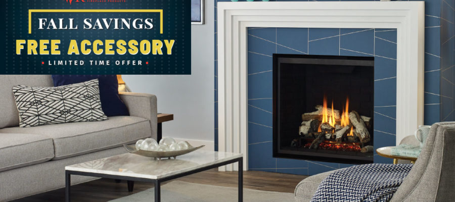2020-fall-regency-fireplace-free-accessory-sale-colony-plumbing-heating-air-conditioning-cedar-rapids-iowa-city