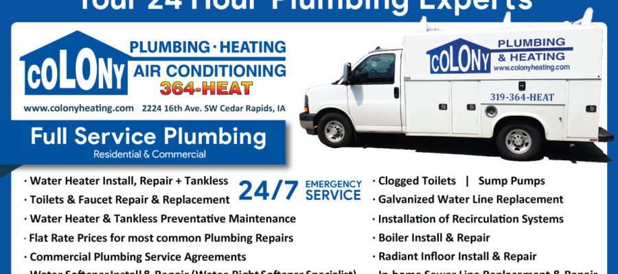 Plumbers-Cedar-Rapids-Iowa-City-North-Liberty